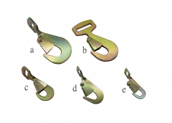 Flat / Twist Snap Hook