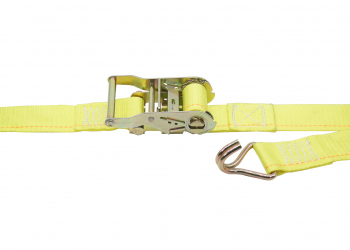 Logistic Strap With Ratchet Buckle & Wire Hooks