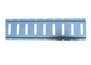 Series A Logistic Track Horizontal - Galvanized