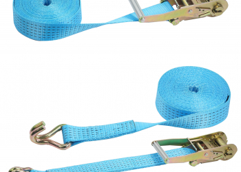 50MM Lashing Strap - Long Wide Handle Ratchet