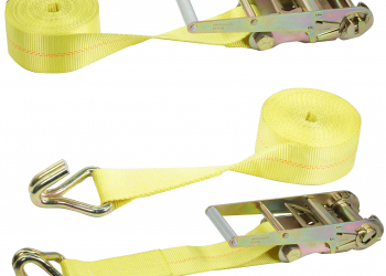75MM Lashing Strap - Long Wide Handle Ratchet